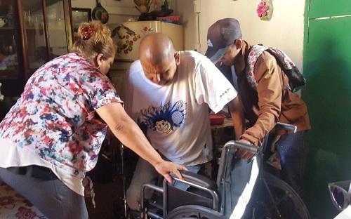 El Programa Todos conVoz, brindó atención a 136 mil 747 personas con discapacidad, mediante 243 mil 132 visitas.