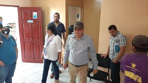 En la empresa municipal distribuidora de agua potable Emagua