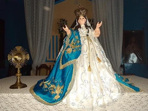 Virgen de la Asunción, patrona de Tisma
