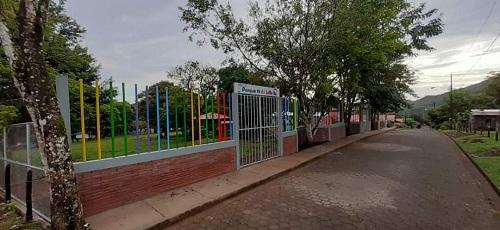 El parque de Villa Sandino que fue sometido a su II etapa de construcción será inaugurado con alegría en la comunidad La Gateada.