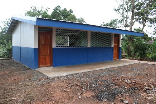 Mejoramiento de centroescolarescolar en el barrio Rigoberto Cabezas, Zona 7 en Nueva Guinea.