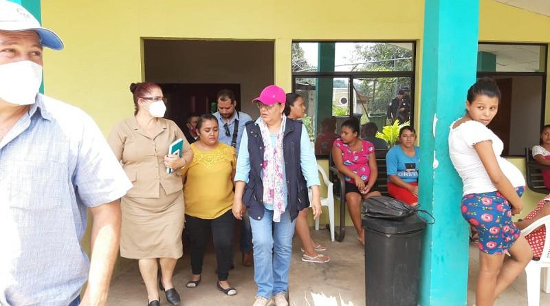 La casa materna: Este espacio, es parte de la estrategia a nivel nacional para disminuir la mortalidad materno infantil.