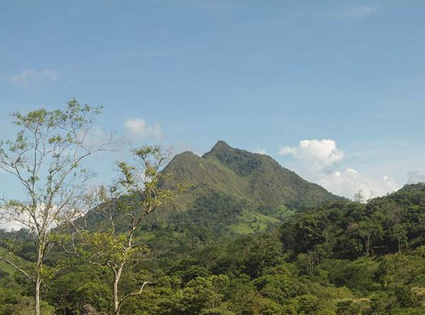 Cerro Pancasán