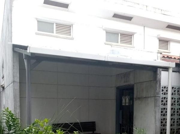 El gobierno local de Niquinohomo mejoró el centro de salud en el barrio Pedro Altamirano.