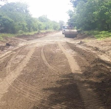 En Diriamba mejora de 13 kilómetros de caminos en las comunidades El Guayabo, Las Mercedes, El Aguacate y San Juan de las Sierras.