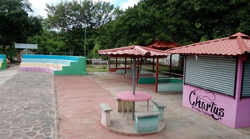 Parque de ferias mejorado en San Juan de Limay