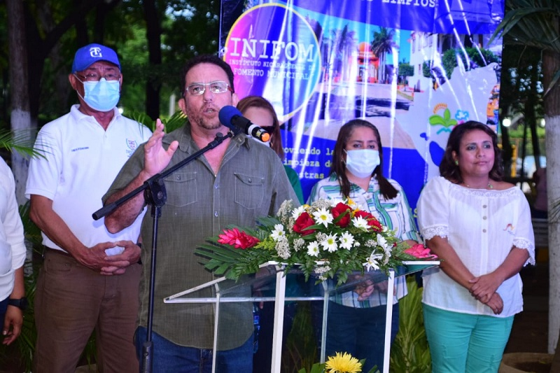 Alcalde de Jinotepe, Mariano Madrigal