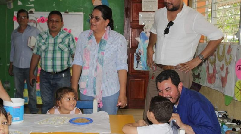 Centro de desarrollo infantil Edgar Antonio García