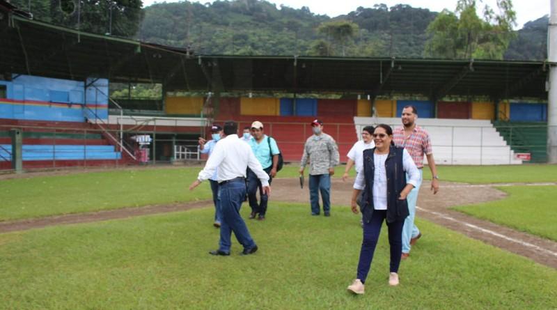 Estadio de béisbol Moisés  Palacios