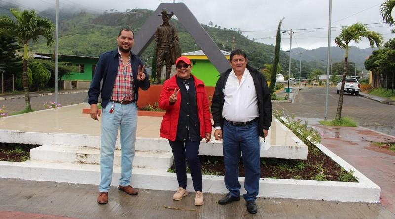 Plaza Augusto C Sandino