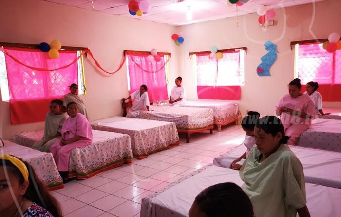 Dormitorios de casa materna (archivo)