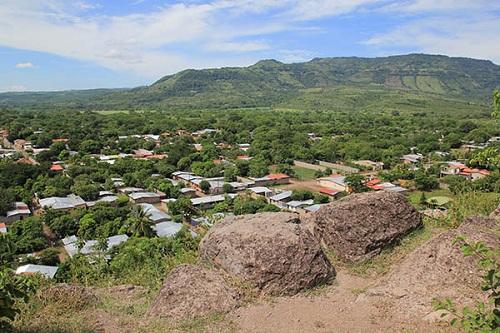 Panorámica desde el Cerro Santa Cruz