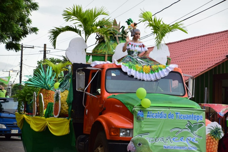 Carroza de Ticuantepe