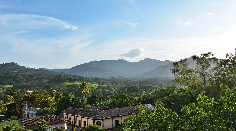 Acompañamiento de presidenta del  Inifom continúa en Muy Muy, sitio de bellezas naturales y riqueza humana