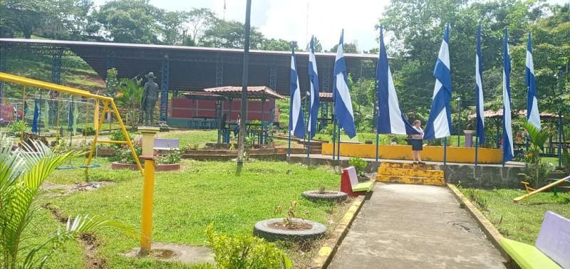 Parque Arrmengol Pineda