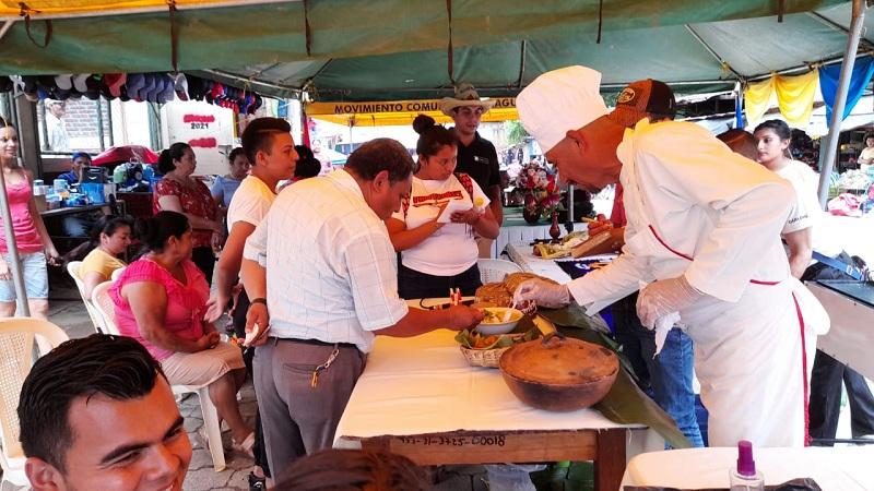 Festival Sabores de Mi  Patria en Terrabona