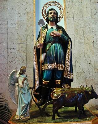 San IIsidro  patrono local