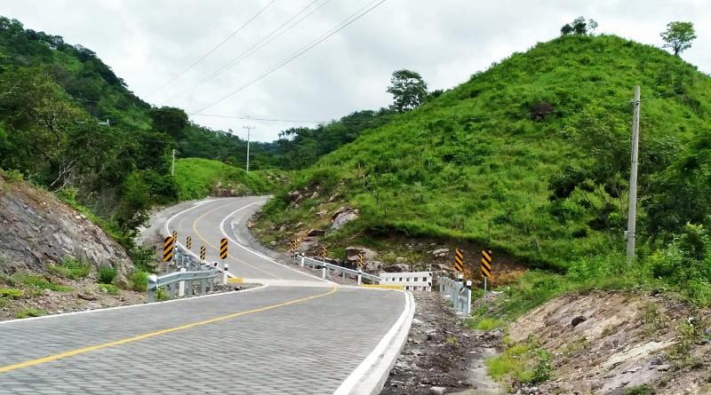 CarreteraSan Juan de Limay-Achuapa