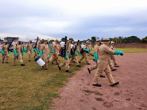 A cumplir su labor solidaria con el pueblo en Sébaco