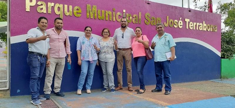 Parque municipal San José