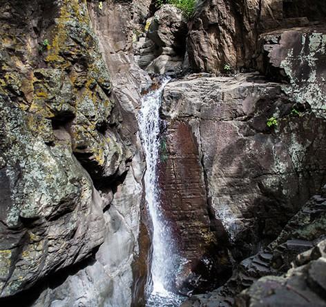 Cascada La Golondrina