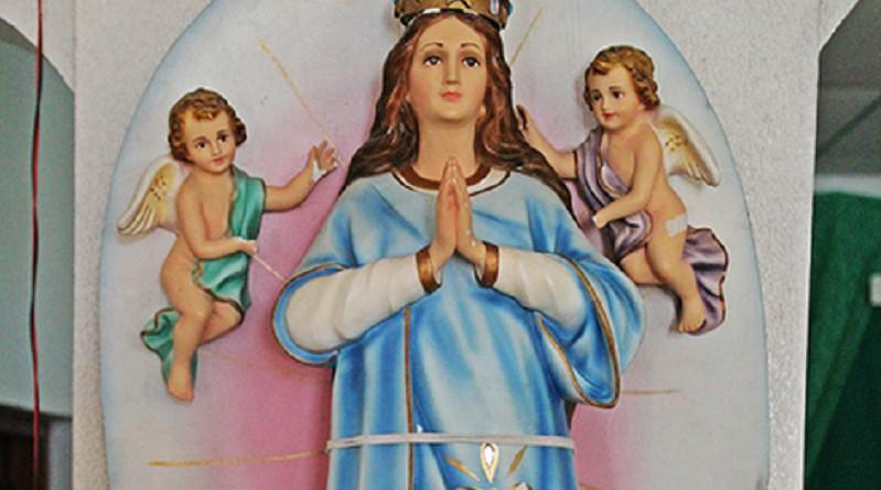 Virgen de los Ángeles patrona de San José de Cusmapa