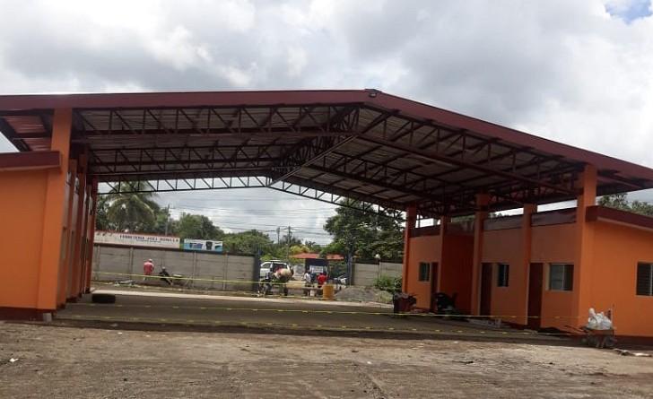 Jinotepe: Construcción de estación de bomberos en el barrio Ernesto Navarrete.