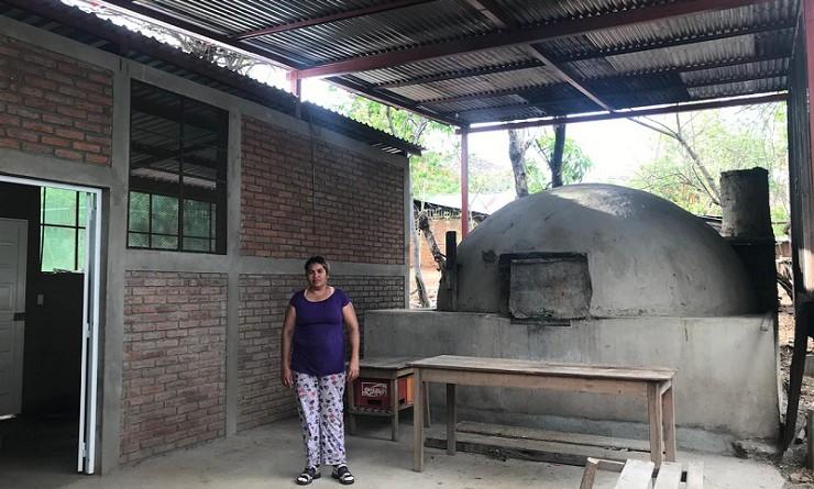 En mayo pasado el gobierno local apoyo mejoras en diez talleres de rosquillas