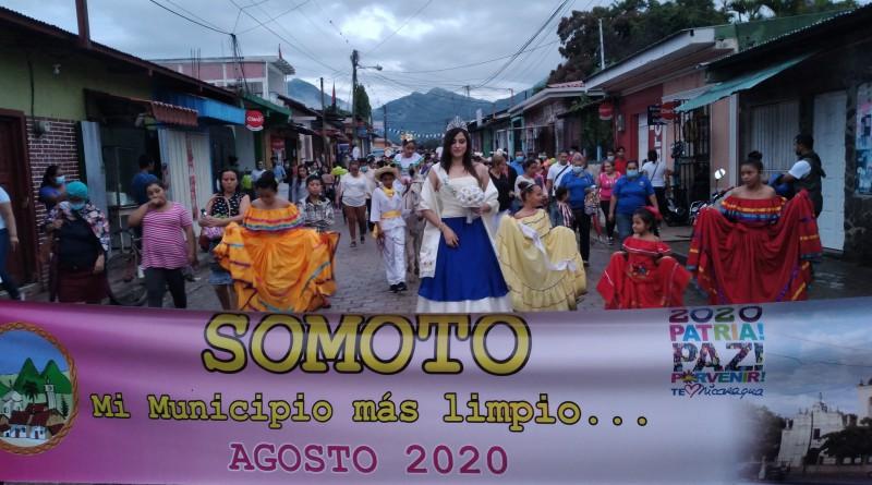 Otro atributo más para Somoto: Galardón El Municipio Más Limpio
