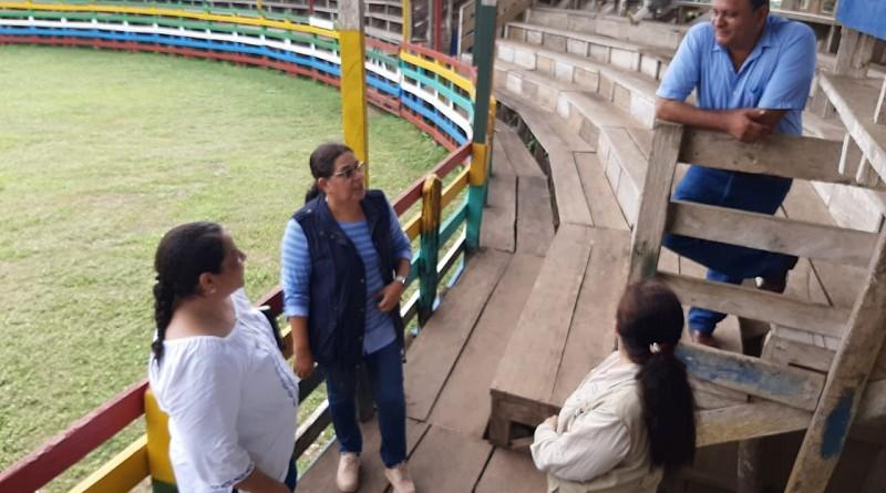 Barrera de Toros:Es una moderna infraestructura y muy bien aprovechada para las actividades taurinas de las que son muy aficionados los habitantes de San Miguelito.