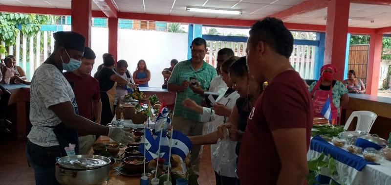 Festival Gastronómico  Sabores de Mi Patria  en Puerto Cabezas