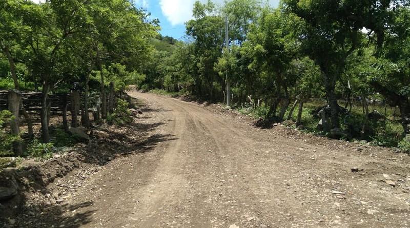 El gobierno local de San Lucas restauró ocho kilómetros de caminos en tramo La Playa-Las Mesas
