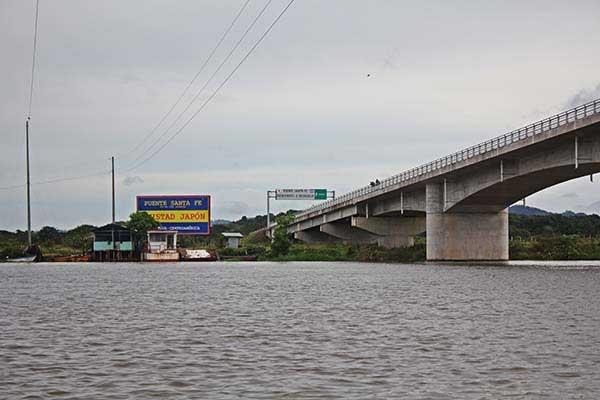 Puente Santa Fe