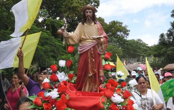 Apóstol y Evangelista Santiago, patrono local