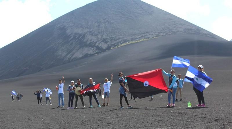 Senderismo en El Cerro Negro
