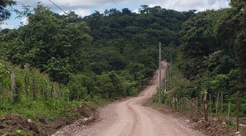 Siuna: Seis kilómetro en el sector Las Brisas.
