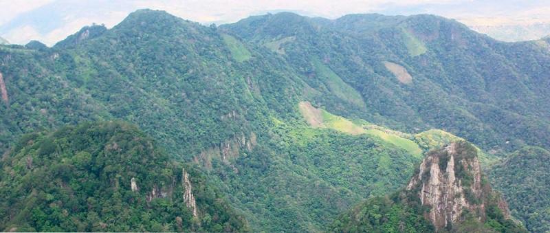 El Cerro Güisisil, fuente de varias leyendas, misterios y anécdotas