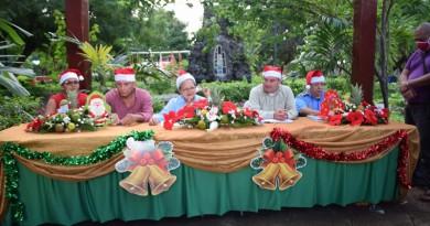 En Chinandega lanzamiento  de la promoción agropecuaria para la mesa navideña