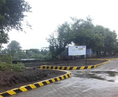 Las familias de la zona #3 de Posoltega inaugurarán dos calles asociadas conun muro de contención