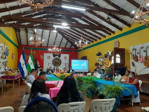 En Masaya instalación de las comisiones locales del departamento
