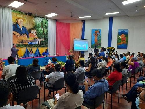 Instalación de la comisión departamental de economía creativa en Estelí