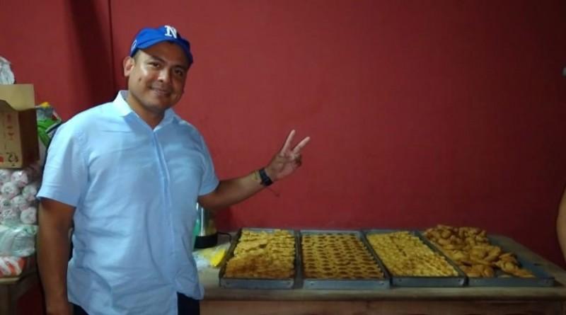 """Dos emprendimientos """"Orgullo de Mi País"""" y de Nandaime visita director del Inifom en gira institucional"""