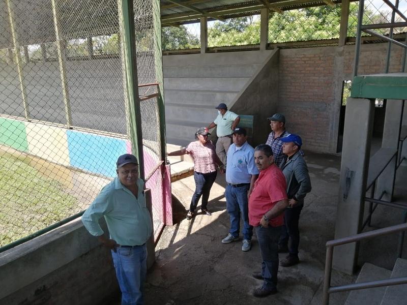 Estadio de béisbol Elvis Uri Pérez