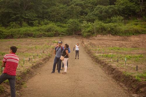 En Teustepe se asignarán 44 terrenos a igual número de familias