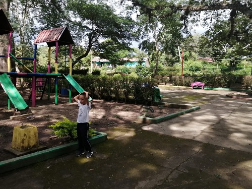 Parque de la comunidad de Ococona
