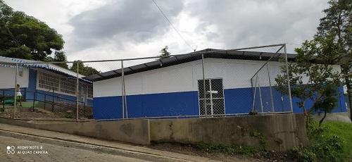 Jinotega: una escuela en el barrio Linda Vista Sur.