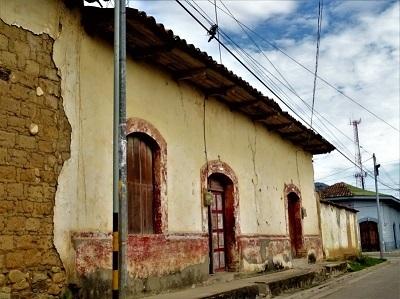 casa centenaria, es la más antigua de Ocotal, pertenece a la familia Gómez