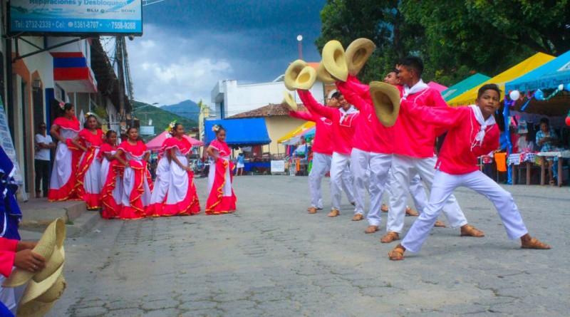 Celebración del  211 aniversario de la ciudad de  Ocotal en imágenes