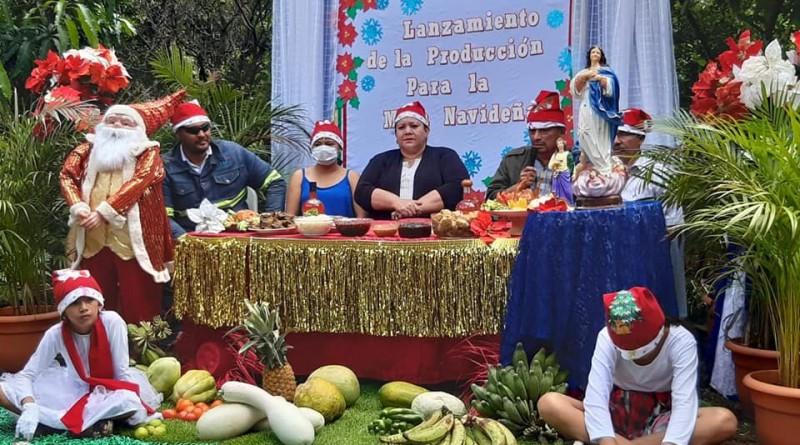 Gobiernos locales  del FSLN en continua promoción del  rescate de tradiciones de diciembre