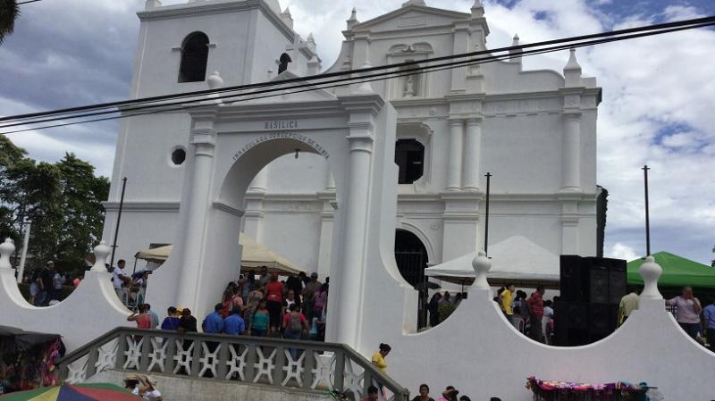 Santuario de la Virgen de El Viejo